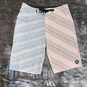Lost shorts size 30 in EUC